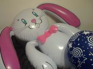 balloon blue_balloon bunny cute inflatable long_ears Print Q16 Qualatex stars swirls // 2048x1536 // 959.7KB
